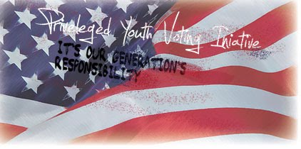 Privileged Youth Voting Initiative