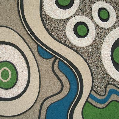 No sabes que es el arte con arena entra taringa - Cuadros abstractos paso a paso ...