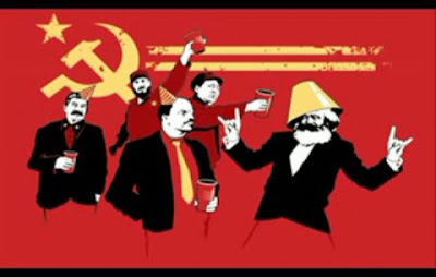 Commie party