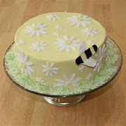 Daisy Cake