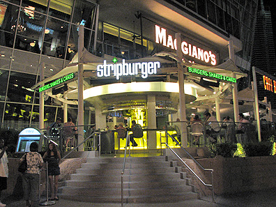 Stripburger Burgers, Shakes & Cocktails