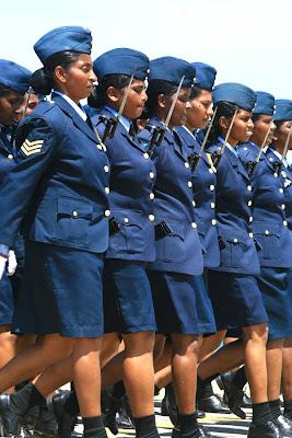 Srilanka women forces