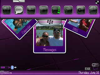 My Life2 My Life BlackBerry Curve 8520/8530 Themes