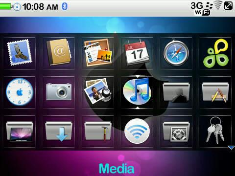 coco chanel themes for blackberry curve