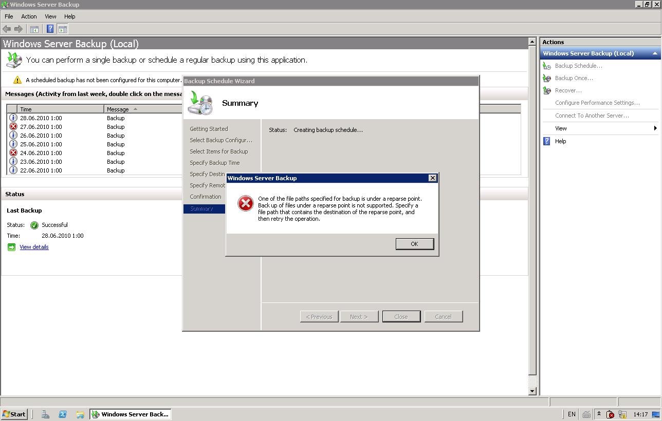 Как сделать сервер windows