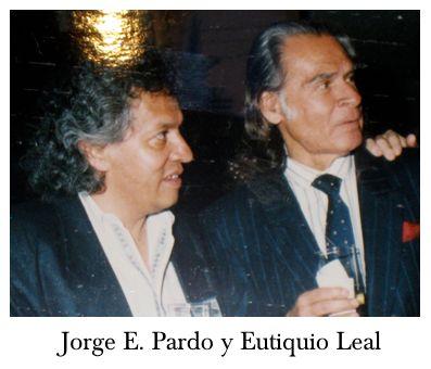 BLOG: Jorge Eliécer Pardo —novelista colombiano—