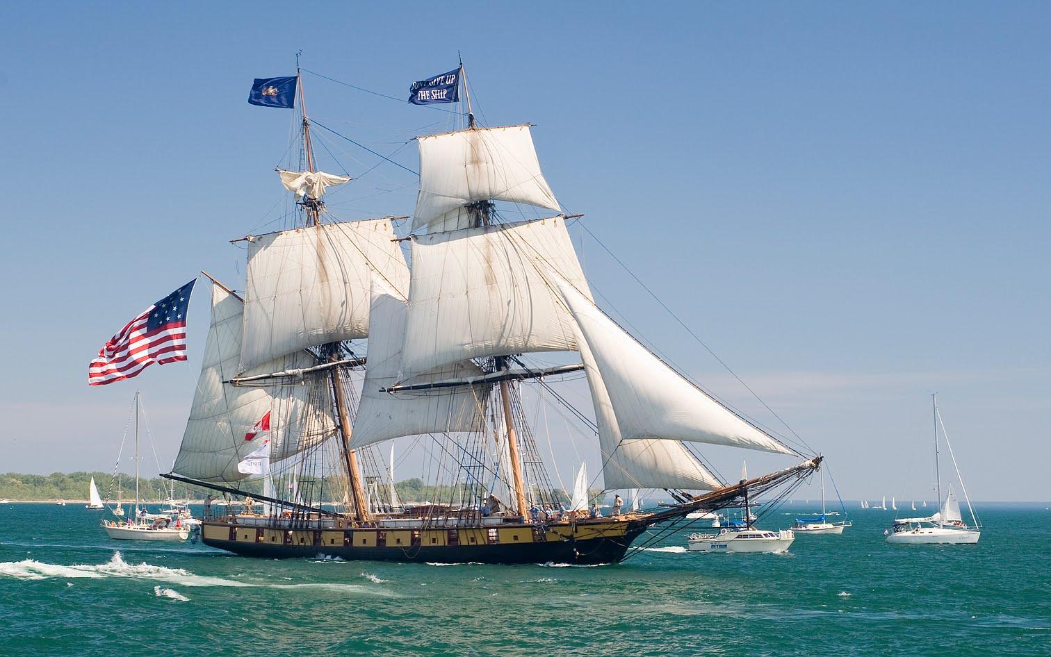 david leadbitter photography: Tall Ships In Toronto