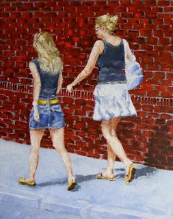 yellow ladies shoes