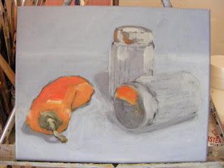 Basis salt and pepper