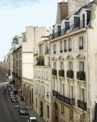 Paris Apartment Decor