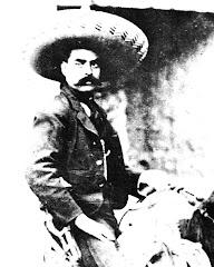 Zapata a caballo