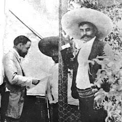 Zapata, guiño