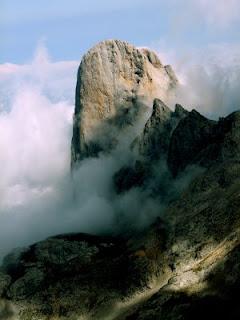 El mítico Naranjo de Bulnes