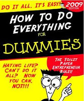 Everything for Dummies Book.