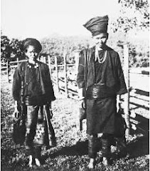 Kachin Couple 1842