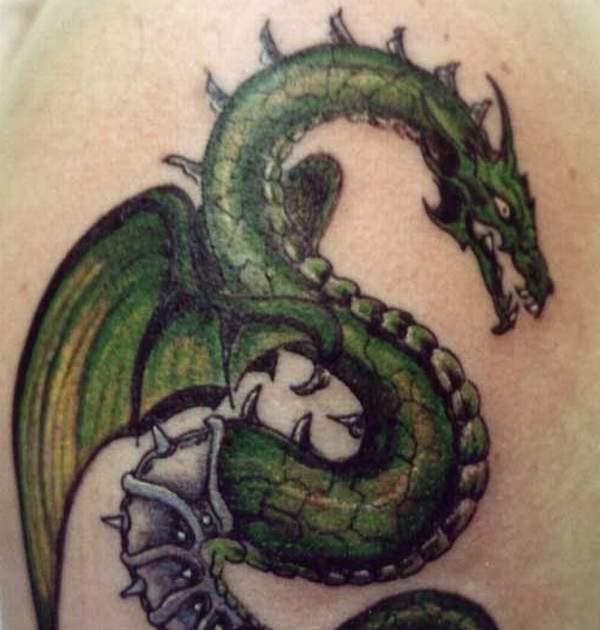 celtic punk tattoo - 600×630