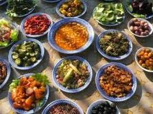 Moroccan tagines