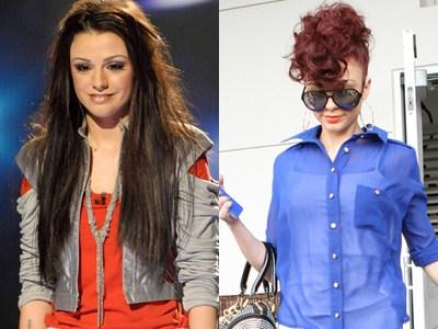 rihanna 2011 hair. rihanna red hair 2011. rihanna