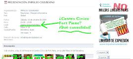 Grupo ANTIDEMOCRÁTIC en facebook; IMPULSO CIUDADANO