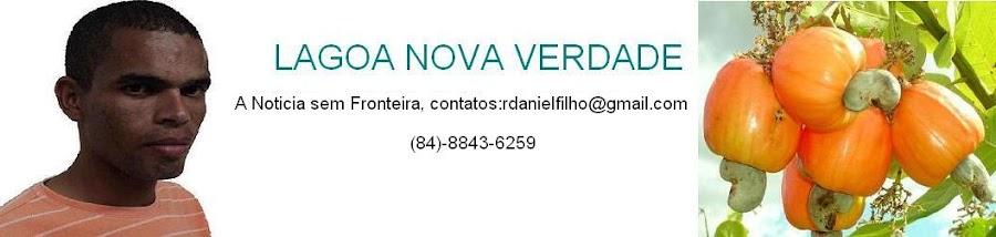 Blog Lagoa Nova Verdade