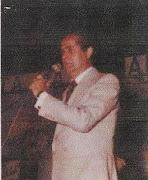 VI FIESTA LA BIZNAGA. PREGONERO AÑO 1980