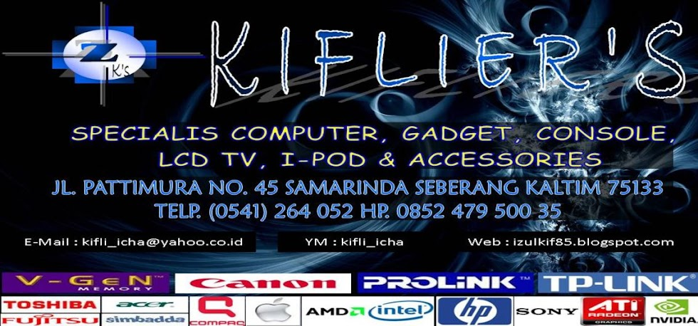 SPECIALIS COMPUTER, GADGET, CONSOLE,  LCD TV, I-POD & ACCESSORIES