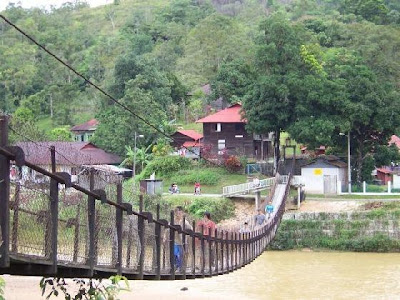 Famous Hanging Bridge