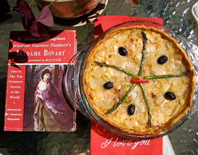 Madame Bovary and Onion Pie