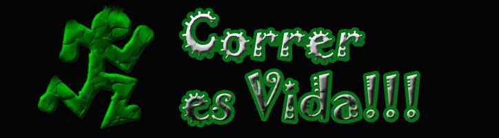 CORRER ES VIDA!!!