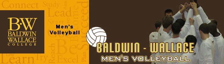 Baldwin-Wallace College Men's Volleyball