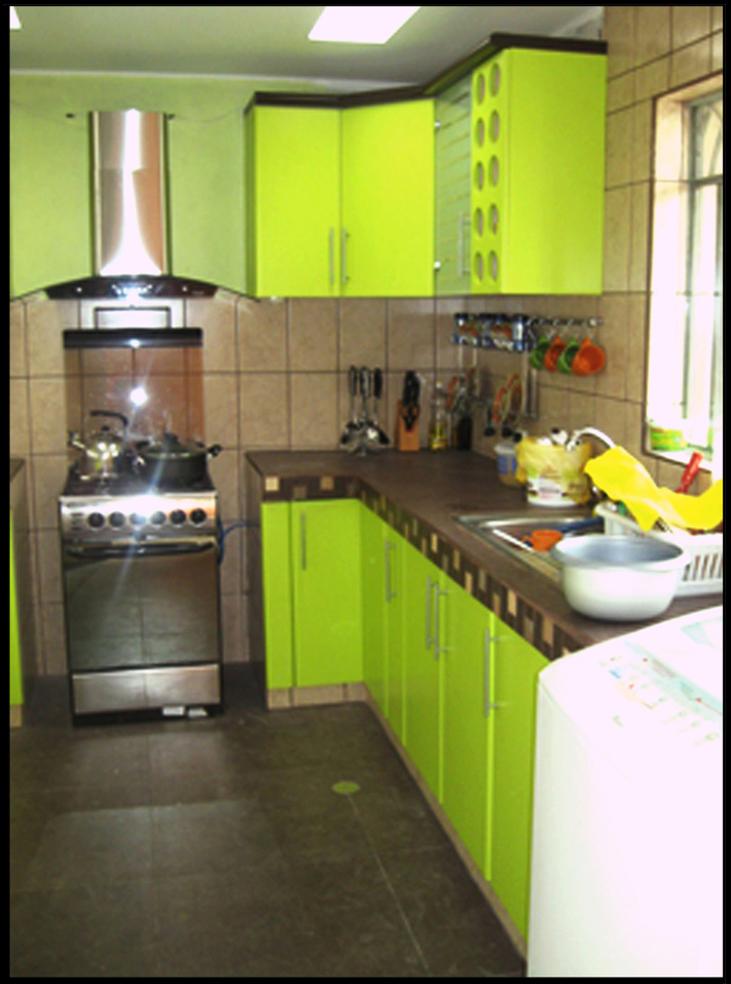 Muebles jose luis chingay mueble de cocina modelo juvenil for Cocinas verdes modernas