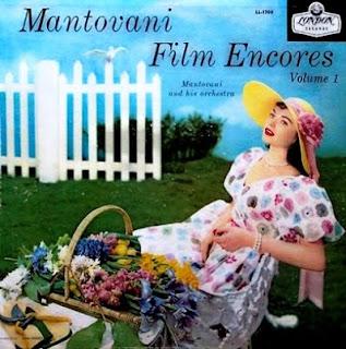 Mantovani - Mantovani Film Encores Volume 1 (1957)