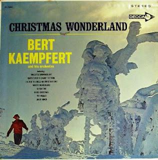 Bert Kaempfert - Christmas Wonderland (1963)