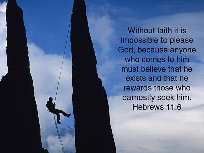 DO YOU BELIEVE THE WORD OF GOD?