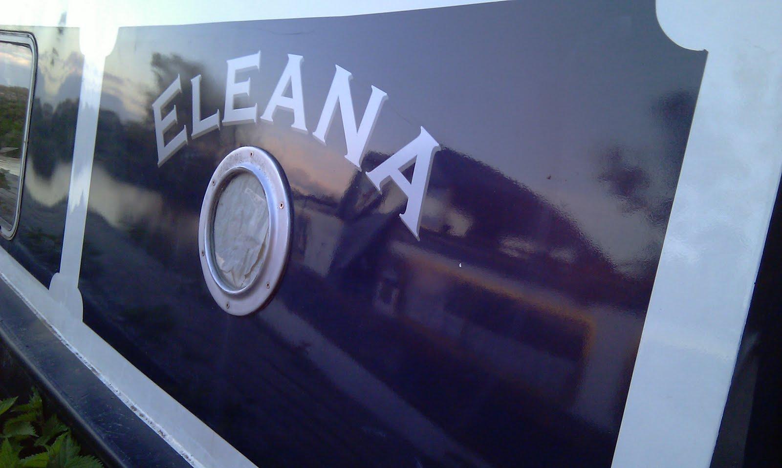 Narrowboat Eleana