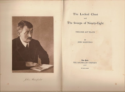 analysis of the bird of dawning john masefield The limited edition of 300 copies signed by john masefield and claude muncaster published in blue cloth, spine sunned, teg with silk marker.