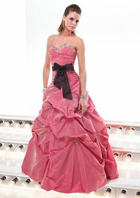 Vestido de 15 Años - Color Rosado