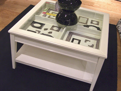It39s the little things that make a house a home a trip for Fantastic shadow box coffee table ikea
