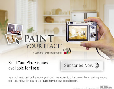 Now You Can Paint Your Place For Free Takes