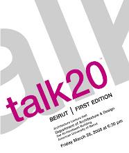 talk20 beirut|1| 28.03.08