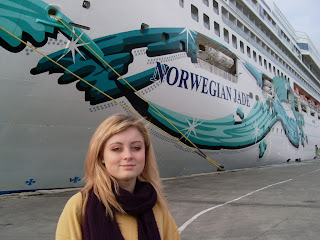 Cruising on Norwegian Jade