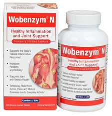 wobenzym n and pancreatitis