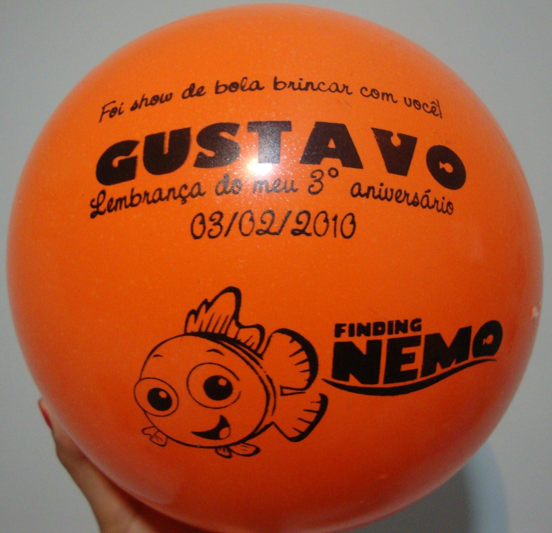 Show de brindes bolas personalizadas - Bolas de cristal personalizadas ...