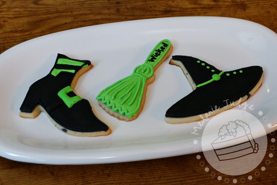 wicked cookies musical
