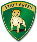 Canil Staff Green - Staffordshire Bull Terriers