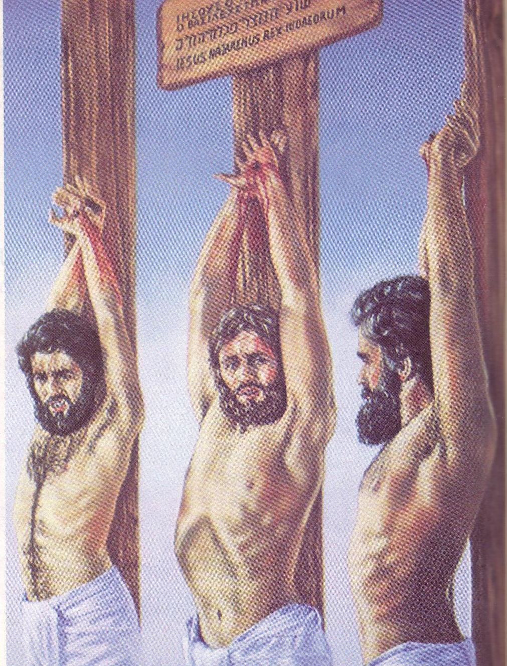 jesus is jehovah jesus was executed on a cross not a stake 2