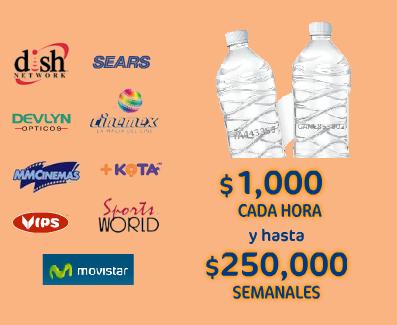 premios promocion bonafont mexico 2010