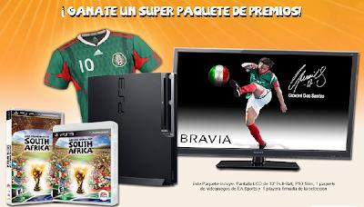 premios promocion 2010 EA Sports