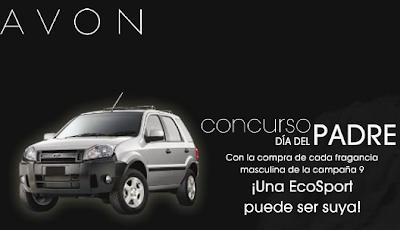 avon camioneta ford argentina uruguay ecosport premio 2010