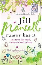 Book cover Rumor has it Jill Mansell